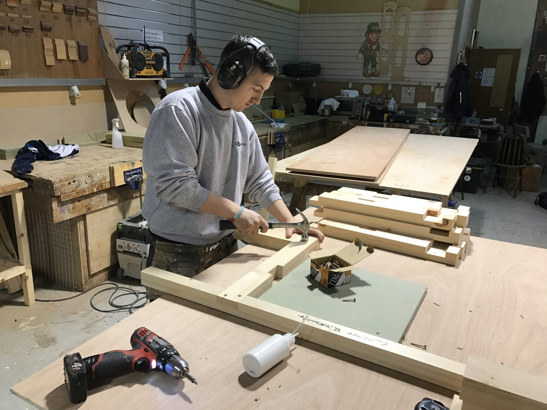 Joinery 5